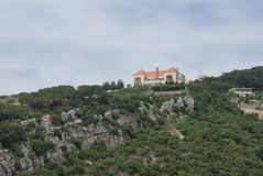 lebanon byar Arkivbild