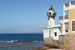 lebanon latarni morskiej opona Obrazy Royalty Free