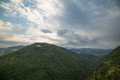 Lebanon mountains Royalty Free Stock Image