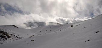 Lebanon_snow_22 Fotos de archivo libres de regalías