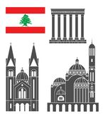 Lebanon Royalty Free Stock Photography