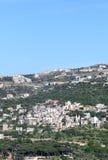 Lebanon Village Royalty Free Stock Photos