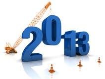Leben 2013 lizenzfreie abbildung
