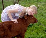 Leben auf einem Bauernhof Stockfotografie