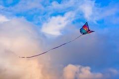 Leben in den Wolken Stockbilder