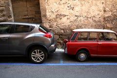 Leben der Autos Lizenzfreie Stockbilder