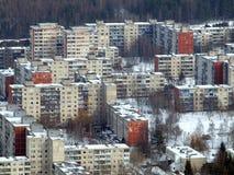 Leben in der Stadt Lizenzfreie Stockbilder