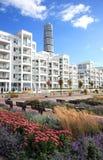 Leben in der Stadt von Malmö, Schweden Stockfoto