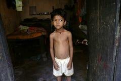 Leben des Jharia Kohlenbergwerkbereiches in Indien