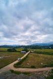 Leben in einem kleinen Dorf Lizenzfreie Stockfotografie