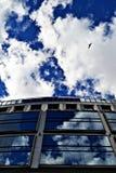 Leben im Urbanism stockfoto