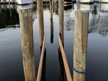Leben am Jachthafen lizenzfreie stockfotos