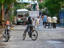 Leben in Ometepe Lizenzfreies Stockfoto