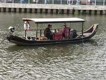 Leben in Sai Gon Lizenzfreie Stockbilder