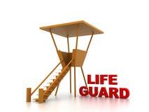 Leben-Schutz Stockfotos