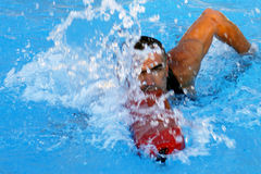 Lebenabdeckung Swim Lizenzfreies Stockbild