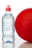 Lebend eine gesunde Lebenabflußrinne sport u. Eignung Lizenzfreie Stockbilder