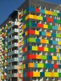 Lebende Farben Stockfoto