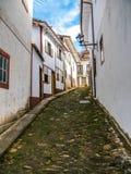 Lebende Geschichte in Ouro Preto (Minas Gerais - Brasilien) Stockfotografie