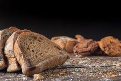 Lebensmittel, Bäckerei, gesund Lizenzfreie Stockbilder