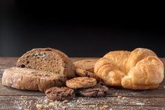 Lebensmittel, Bäckerei, gesund Stockbild