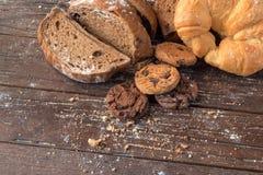 Lebensmittel, Bäckerei, gesund Stockfoto
