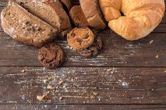 Lebensmittel, Bäckerei, gesund Lizenzfreies Stockbild