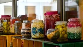 Lebensmittel-Dekoration Stockbilder