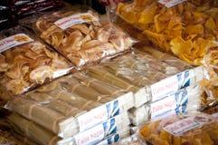 Lebensmittel für Verkauf Lizenzfreie Stockbilder