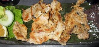 Lebensmittel Hühner-POC Chuc Yucatecan lizenzfreie stockbilder