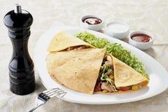 Lebensmittel, Restaurant, versorgend stockfotografie