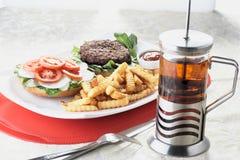 Lebensmittel, Restaurant, versorgend lizenzfreies stockfoto