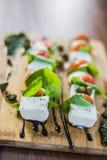 Lebensmittel und Getränkfoto durch ZVEREVA Stockfoto