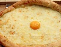 Lebensmittel von den Eiern Lizenzfreies Stockbild