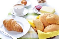Lebensmittel zum Frühstück Lizenzfreie Stockfotografie