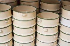 Lebensmittelbehälter Lizenzfreies Stockfoto
