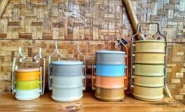 Lebensmittelbehälter Stockfotografie