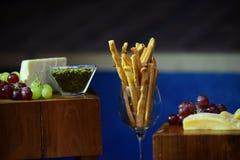 Lebensmitteldekoration für alle Funktionen Stockfotografie