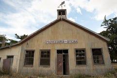Lebensmittelgeschäft-Büro Proveeduria Oficina - Estancia San Gregorio - Chile Stockbild