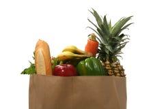 Lebensmittelgeschäft-Beutel Stockfoto