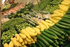 Lebensmittelgeschäft-Gemüse Lizenzfreies Stockbild