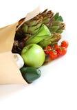Lebensmittelgeschäftbeutel Stockfoto