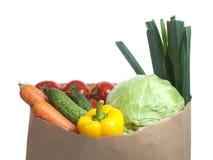 Lebensmittelgeschäfte lizenzfreies stockfoto