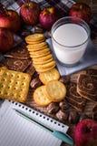 Lebensmittelkonzept Stockbild