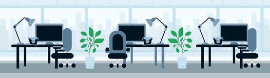 Lebensmittelkonzeptschablone der Büroarbeitsschreibtisch-Mittagspause asiatische für Planungsarbeit- und Animationsfahne flach vektor abbildung