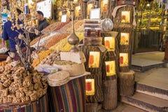 Lebensmittelladen im Irak Stockbilder