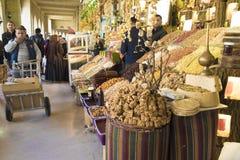 Lebensmittelladen im Irak Lizenzfreies Stockfoto