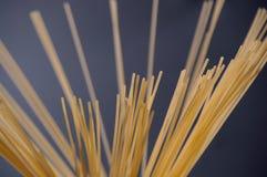 Lebensmittelteigwaren makaruns Hintergrund-Küche fon Stockfotografie
