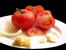 Lebensmittelzubereitung Lizenzfreie Stockfotografie