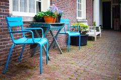 Lebensstil in Amsterdam Stockfoto